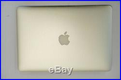 13 MacBook Air 2017 Model 1.8GHz i5 AppleCare 2021 256GB SSD 11 Battery cycles