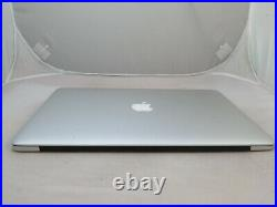 2015 15 Apple Macbook Pro Mjlq2ll/a I7 2.2ghz 16gb 256gb As Is Cracked Screen