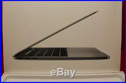 2017 Apple MacBook Pro 13 Touch Bar Core i7 3.5GHZ 512GB 16GB 3 Battery cycles