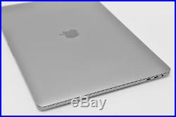 2018 Apple 15 MacBook Pro 2.6GHz i7/32GB/512GB Flash/560X/Touch Bar/Space Gray