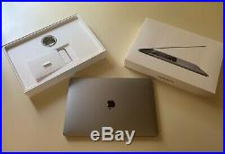 2018 MacBook Pro 15 Inch 32 GB 1 TB 2.6GHz 6 Core Space Gray 2 Years AppleCare+