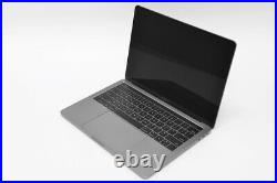 2019 13 MacBook Pro Touch Bar 1.4GHz Intel Core i5/8GB/256GB/Space Gray
