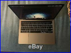 2019 Apple 13 MacBook Pro with Touch Bar, i7 2.8GHz, 16GB RAM, 256GB SSD