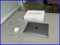 2020 Space Grey MacBook Air with M1 Chip, 16gb RAM, 256gb Hard Drive