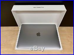 6-month-old 2017 MacBook Pro Retina 13 A1708 Silver/Space Graywarranty