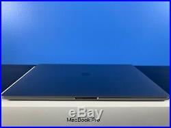 APPLE MacBook Pro 15 TOUCH BAR 2017-2019 / 1TB SSD / INTEL CORE i7 / SPACE GRAY