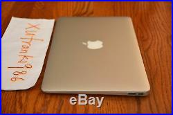 Apple MacBook Air 11 Core i7 Turbo 1.8GHz-2.9Ghz 256GB SSD 40 cycles Excellent