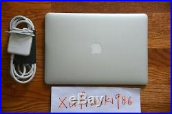 Apple MacBook Air 13 Core i5 1.7GHz-2.7GHz 256GB SSD 20 cycles Excellent