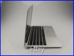 Apple MacBook Air A1465 MD223LL/A 11 Core i5 1.7GHz 128GB SSD Works Great