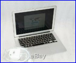 Apple MacBook Air A1466 13 early 2015 Core i7 2.2GHz, 8GB, 256GB SSD withCharger