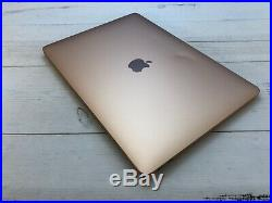 Apple MacBook Air Touch ID 2020 13 Laptop 256GB SSD 1.1GHz 8GB RAM A2179 Gold