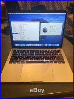 Apple MacBook Pro 13, i5 2.9 GHz 256 GB SSD 13-inch Late 2016 Touch Bar