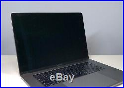 Apple MacBook Pro 15 2018, 16gb, 500gb (A1990 Model) With Full Apple Care 20