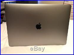 Apple MacBook Pro 15 Laptop with Touchbar and Touch ID, 512GB MPTT2LL/A