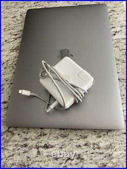 Apple MacBook Pro 15 Late 2016 Touch Bar Core i7 2.60GHz 16GB RAM 256GB SSD