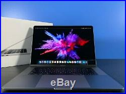 Apple MacBook Pro 15 Touch Bar 4.1GHZ CORE i7 1TB SSD 2017-2018 SPACE GRAY