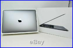 Apple MacBook Pro 15 Touch Bar i7 16GB 4.1GHz 256GB MR932LL/A Space Gray
