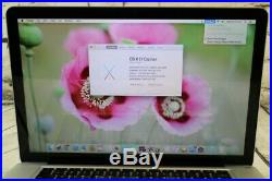 Apple MacBook Pro 15-inch, Intel Core 2.53Ghz, Upgraded FAST Solid State Drive