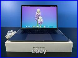 Apple MacBook Pro 15 inch TOUCH BAR SPACE GRAY CORE i7 3.5GHz 2016-2017