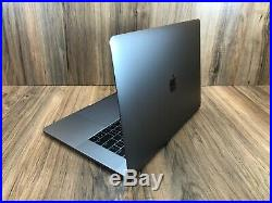 Apple MacBook Pro 2019 Space Gray 15 Touch Bar 256GB SSD 16GB RAM 2.6GHz i7