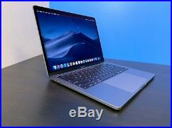 Apple Macbook Pro 13 Touch Bar Space Gray / Core I5 2.9ghz / 256gb Ssd / Os2019