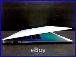 BEST VALUE APPLE MacBook Air 13 / 2.6GHz Core i5 / SSD / OS-2017 / WARRANTY