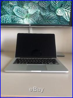 Ends Soon Apple Macbook Pro Retina 256gb Ssd 2015 Great Condition