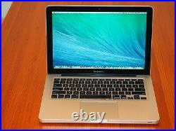 LOADED! Apple Macbook Pro 13 + 3 Year Warranty + Solid State Drive! + EXTRAS