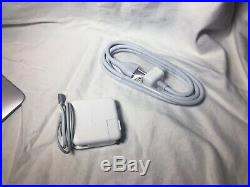 Laptop Apple Macbook Air 4,1 11 i5 1.6GHz 2GB 64GB SSD OS X LOW CYCLES