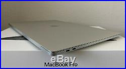 Laptop MacBook Pro 15 inch 2018 Touch Bar & Touch ID Six Core i7 16GB 512GB
