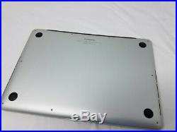 MACBOOK PRO 11,1- A1502- 2.6GHz Core i5- 8GB 13 Late 2013 For Parts/Repair