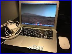 MacBook Air 8GB RAM (13-inch, Early 2014) with Apple Magic Mouse & 128GB USB 3.0