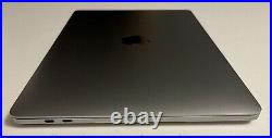 MacBook Pro 13.3 Apple M1 Chip 8GB RAM 256GB SSD Space Gray MYD82LL/A Excellent