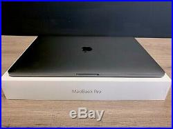 MacBook Pro 15 Touch Bar 2016-2017 / 2.7GHz i7 / 512GB SSD / 16GB / APPLECARE