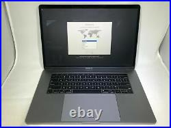 MacBook Pro 15 Touch Bar Space Gray 2019 2.3GHz i9 16GB 512GB Very Good Cond