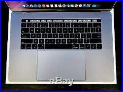 Macbook Pro 15 Touch Bar / Huge 1tb Ssd / 16gb / Gfx / Os2019 / 1tb / Space Gray