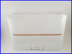 NEW SEALED Apple MacBook 12 GOLD 3.2GHz Core i5 8GB 512GB SSD